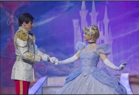 Prince Charming Meets Cinderella